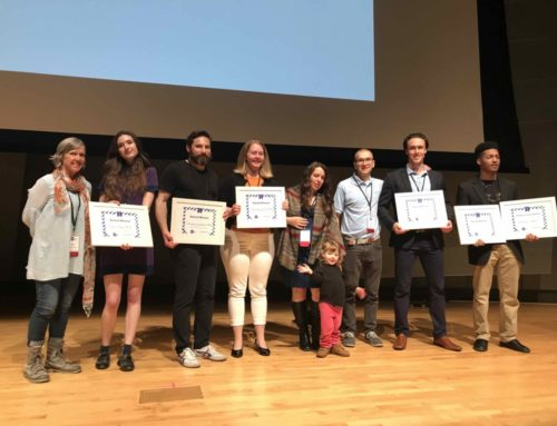 Award Winners from MICA UP/Start 2019